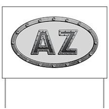 AZ Metal Yard Sign