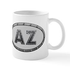 AZ Metal Mug