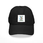 Camel Toe University Black Cap