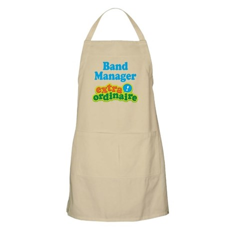Band Manager Extraordinaire Apron