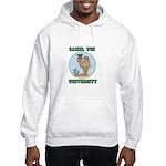 Camel Toe University Hooded Sweatshirt