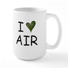 I Love Air | Mug
