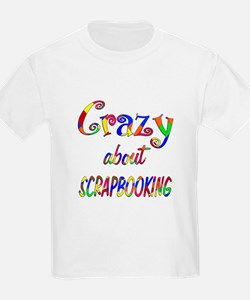 Crazy About Scrapbooking T-Shirt