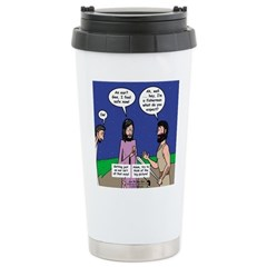 Protection? Stainless Steel Travel Mug