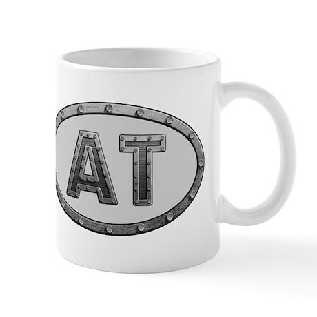 AT Metal Mug