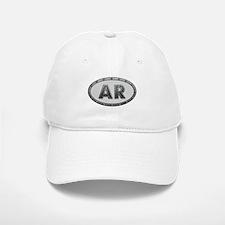 AR Metal Baseball Baseball Cap