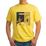 World Issues Yellow T-Shirt
