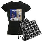 World Issues Women's Dark Pajamas