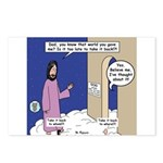 World Issues Postcards (Package of 8)