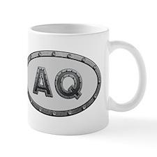AQ Metal Mug