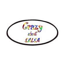 Crazy About Salsa Patches