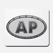 AP Metal Mousepad