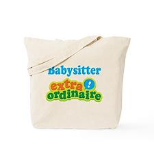 Babysitter Extraordinaire Tote Bag
