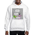 Parakeet vs Paraclete Hooded Sweatshirt