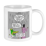 Parakeet vs Paraclete Mug
