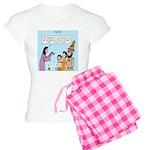 Peter's Fruit Hat Women's Light Pajamas