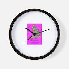 Anti-England Wall Clock