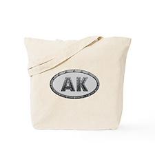 AK Metal Tote Bag