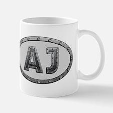 AJ Metal Mug