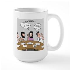 Judas the Traitor Mug