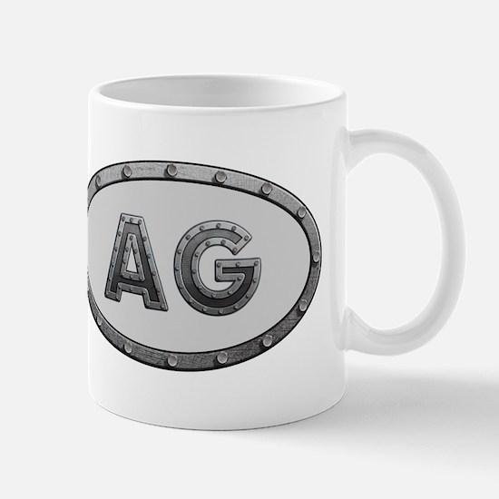AG Metal Mug