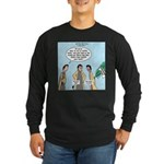 Hosanna Jesus Long Sleeve Dark T-Shirt
