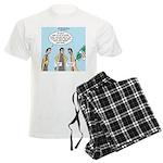 Hosanna Jesus Men's Light Pajamas