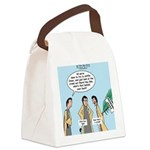 Hosanna Jesus Canvas Lunch Bag