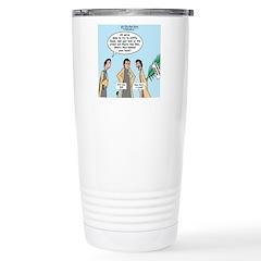Hosanna Jesus Travel Mug
