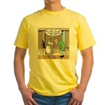 Sheep Knows Yellow T-Shirt