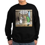 Sheep Knows Sweatshirt (dark)