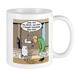 Sheep Knows Mug