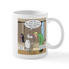 Sheep Knows Mug