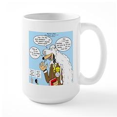 Wolf in Sheep's Clothing Mug