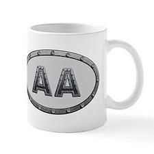 AA Metal Mug
