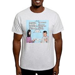 Who's the Messiah T-Shirt