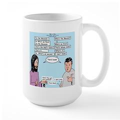 Who's the Messiah Mug