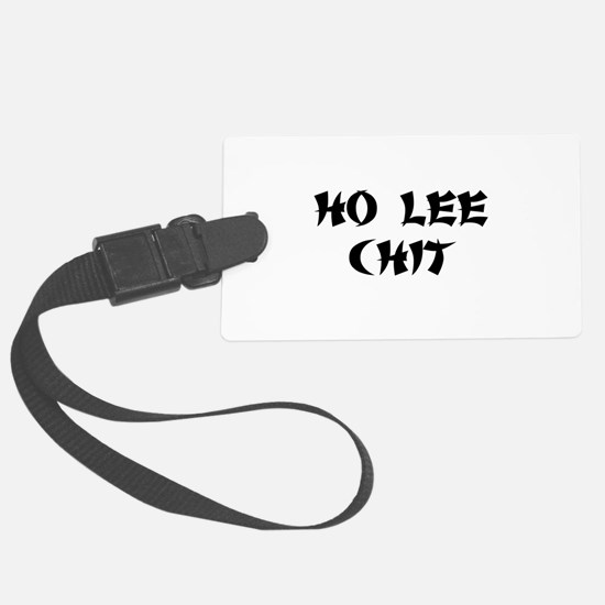 Ho Lee Chit Luggage Tag