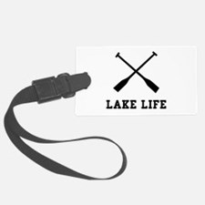 Lake Life Luggage Tag