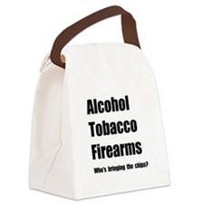 ATF Chips Canvas Lunch Bag