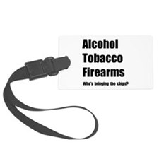 ATF Chips Luggage Tag