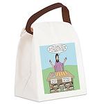 Feeding the 5,000 Canvas Lunch Bag
