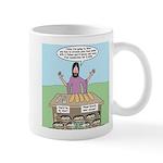 Feeding the 5,000 Mug