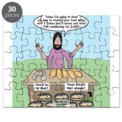 Feeding the 5,000 Puzzle