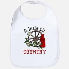 Little Bit Country Bib