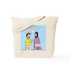 John's 3:16 T-Shirt Tote Bag