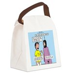 John's 3:16 T-Shirt Canvas Lunch Bag