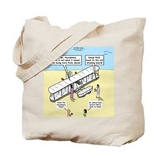 The Nicodemus Flyer Tote Bag