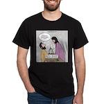 Temple or Market? Dark T-Shirt