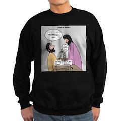 Temple or Market? Sweatshirt